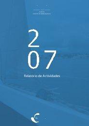 RelatorioAct2007_finalAgo08:Layout 1.qxd - Instituto Hidrográfico