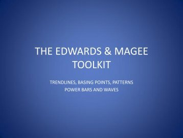 THE EDWARDS & MAGEE TOOLKIT