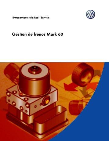 Descargar Gestión de los frenos ABS Mark 60 - Mundo Manuales