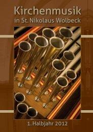 Hör' mein Bitten - St Nikolaus Wolbeck