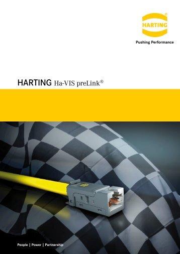 HARTING Ha-VIS preLink®