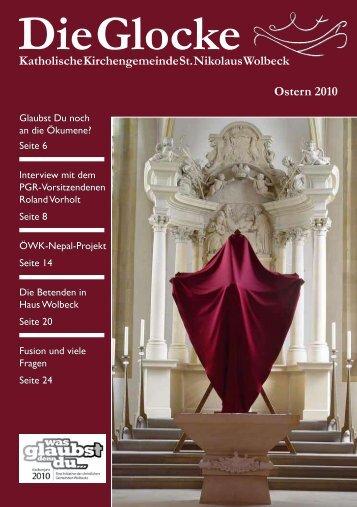 Die Glocke Katholische Kirchengemeinde St. Nikolaus Wolbeck ...