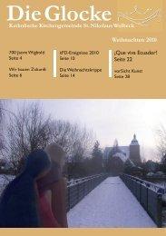 Die Glocke - St Nikolaus Wolbeck
