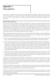 Safety guidelines PDF - Microbiology Online