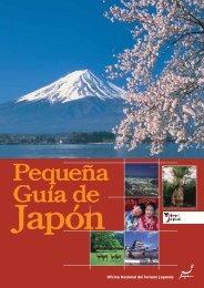 Folleto Guía de Japón - Embajada del Japón en Panamá