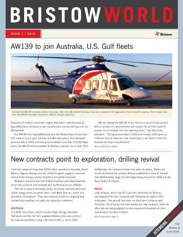 BristowWorld / Issue 1 / 2010