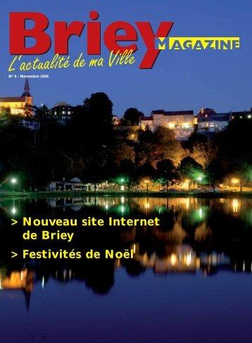 Nouveau site Internet de Briey > Festivités de Noël