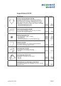 Preisliste - ecovent - Page 2