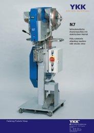 N7 - YKK STOCKO FASTENERS GmbH