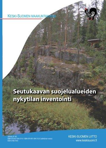 ISBN 978-951-594-312-5 (sähköinen versio) - Keski-Suomen liitto