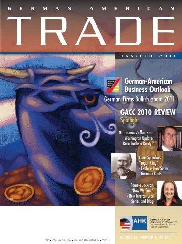 German-American Business Outlook - Stockheim Media
