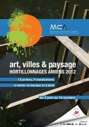 Télécharger le dépliant - Maison de la Culture d'Amiens