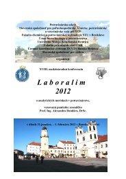 Program - Fakulta chemickej a potravinárskej technológie