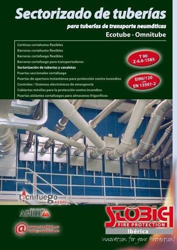 Sectorizado de tuberías