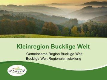 Kleinregion Bucklige Welt - raumordnung-noe.at