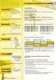 Différents types de caisson Différents types de coulisses latérales ... - Page 2