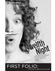 TWELFTH NIGHT entire folio.pub - The Shakespeare Theatre ...