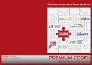 Premium Codex - Stöbich Brandschutz