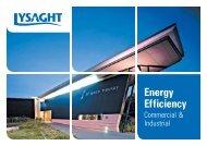 Lysaght Energy Efficiency Commercial & Industrial