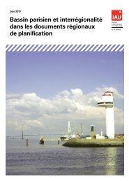 Bassin parisien et interrégionalité dans les documents ... - IAU îdF