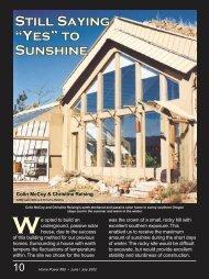 Colin McCoy & Christine Reising - Home Power Magazine