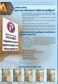 Copy-Cap Protección contra incendios para fotocopiadoras - Page 2