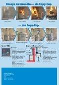 Copy-Cap Protección contra incendios para fotocopiadoras - Page 6