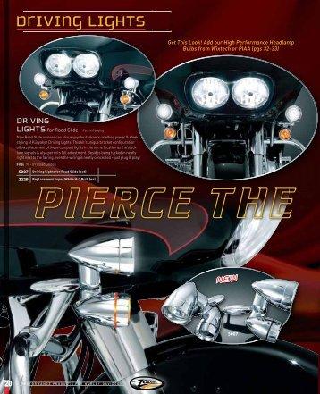 Driving Lights - Rute66