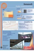 Textiler Schallschutz Typ Sonasorb - Page 2