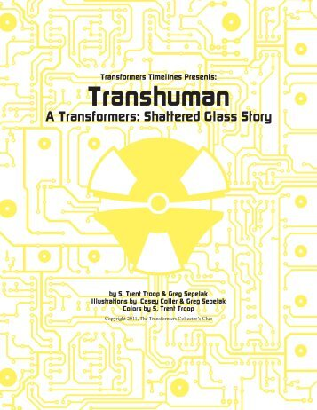 Transhuman - Transformers Collectors' Club