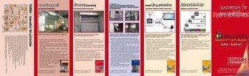 Innovation for your protection - Stöbich Brandschutz
