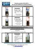 Les tenues en photos. - Direction des Enseignements Secondaires - Page 2