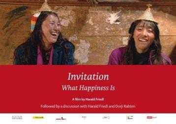Invitation - Appear