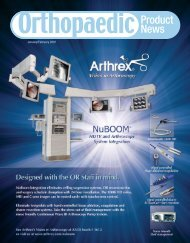 AAOS, Arthroscopy - Orthoworld