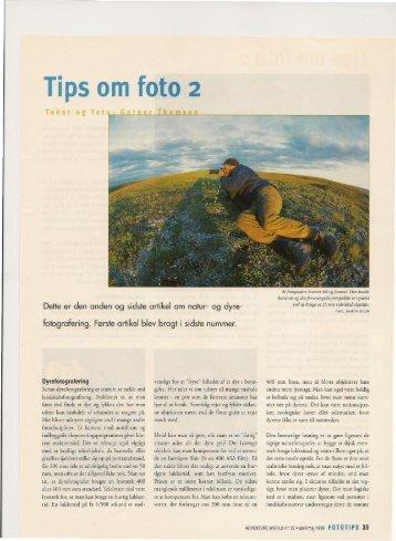 Tips om foto 2 - Gerner Thomsen