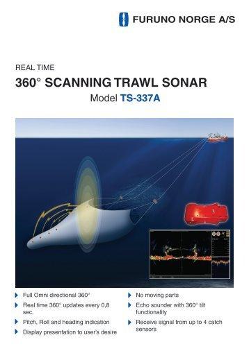 360° SCANNING TRAWL SONAR - Furuno Norge AS