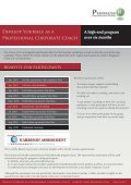 Develop Yourself as a Professional Corporate Coach - Progress-U - Page 2