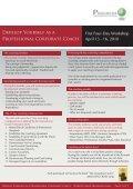 Develop Yourself as a Professional Corporate Coach - Progress-U - Page 3