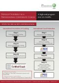 Develop Yourself as a Professional Corporate Coach - Progress-U - Page 6