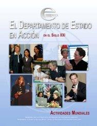 actividades mundiales - Embajada de Estados Unidos en México