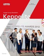 April 2012 - Keppel Corporation