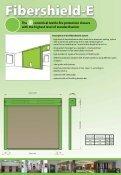 Fire protection closure type Fibershield - Stöbich Brandschutz - Page 7