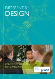 different BY design - WSP Group