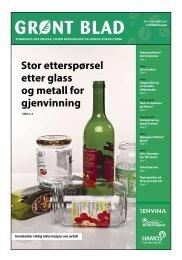 stor etterspørsel etter glass og metall for gjenvinning - classic ...