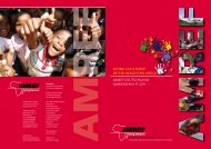 giving life a hand better health for africa - AMREF Deutschland