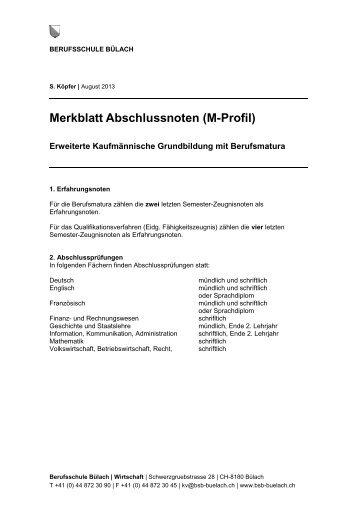 DIES IST NUR EIN BLINDTEXT - Berufsschule Bülach