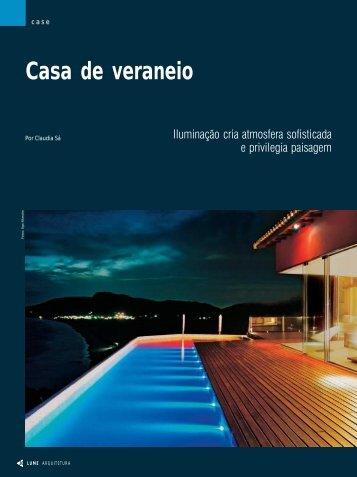 Lume Arquitetura Projeto premiado - NTZ - Projetos de Iluminação