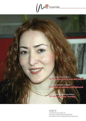 Un périple de l'Arménie à la presse spécialisée - faximile