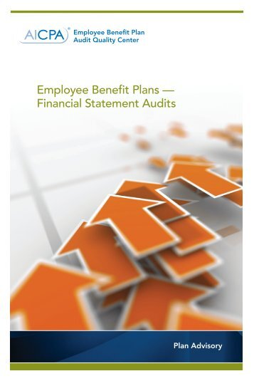 Employee Benefit Plans — Financial Statement Audits