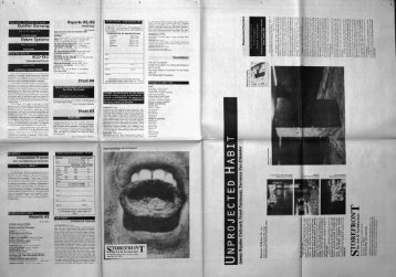 Newsprint (13 MB) - Storefront for Art and Architecture